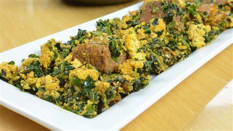 nigerian egusi soup stew chef lolas