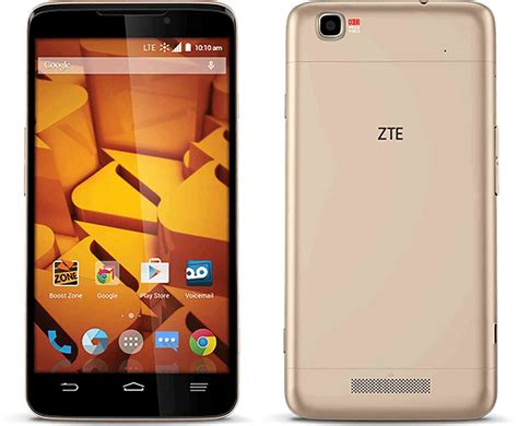 boost mobile phone upgrade zte boost max is an android 5 1 phablet that costs 199