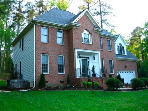 Well guys, i hope you enjoyed this before and after! Brick Exterior Before & After - Triangle Precision Painting-Residential Painting Raleigh, NC