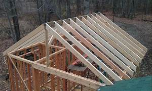 2x4 roof rafters pictures to pin on pinterest pinsdaddy With 2x4 roof trusses