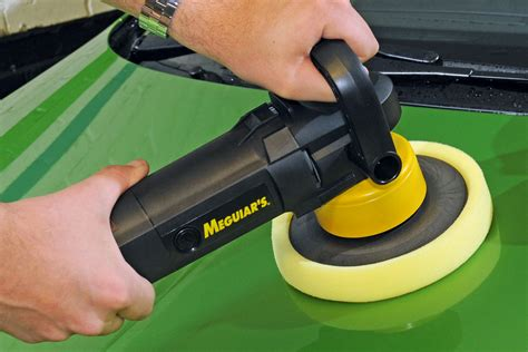 meguiars  dual action polisher  auto express
