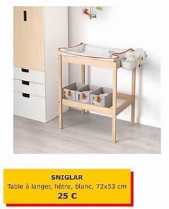 Petite Table A Langer : diy ikea hack de la vieille table langer un landau talons ~ Teatrodelosmanantiales.com Idées de Décoration