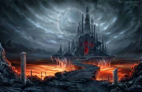 gothic fantasy wallpaper  wallpapersafari