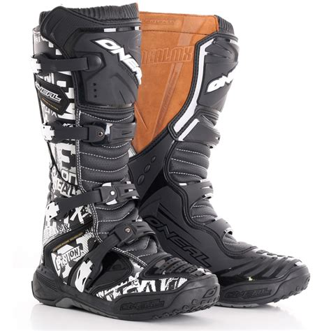 oneal element motocross boots oneal element 3 piston profit off road enduro dirt bike mx