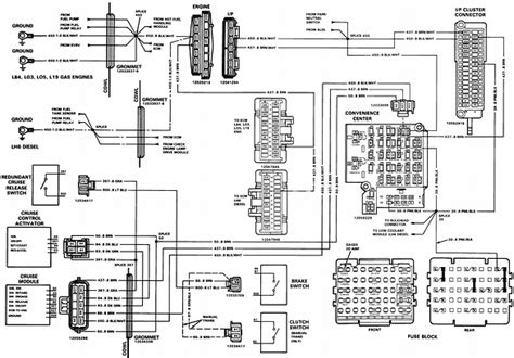 Need Wiring Diagram The Cruise Control Under