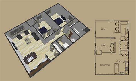 2 Bedroom Apartment Floor Plan by 2 Bedroom Apartment Floor Plans 2 Bedroom Apartments Winona