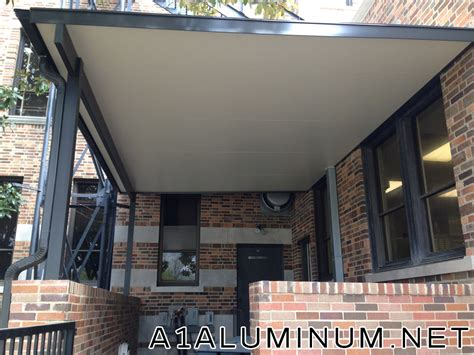 insulated flat pan patio cover in houston 187 a 1