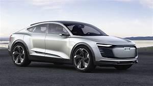 Audi E Tron : audi e tron sportback concept audi canada ~ Melissatoandfro.com Idées de Décoration