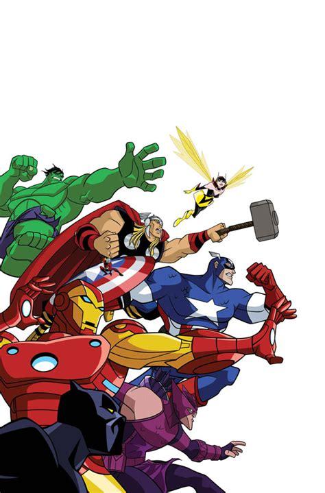 la atalaya nocturna  avengers earths mightiest heroes