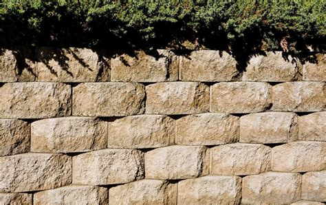 wall materials what is a retaining wall with pictures