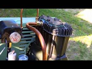 Old Sears Air Compressor Rebuilt - YouTube