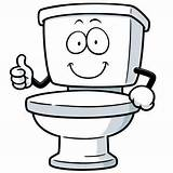 Cartoon Clipart Toilets Toilet Svg Portal Library sketch template