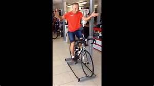 Aprenda como andar de bicicleta no rolo móvel, como ...