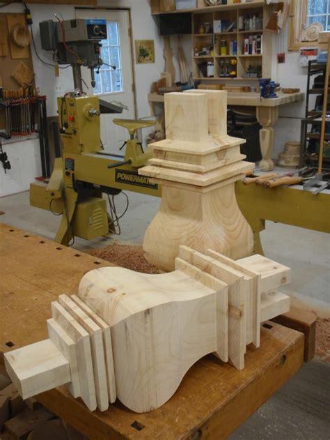 hanson woodturning square turnings kitchen islands