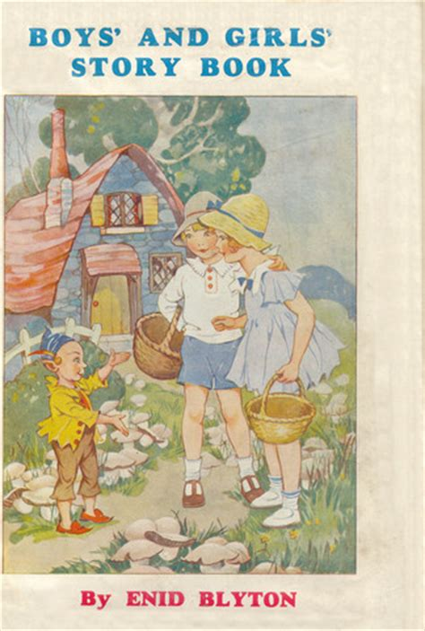 news chronicle boys  girls story book    enid