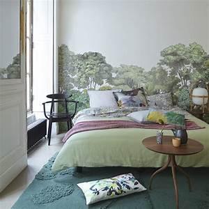 Idees Deco Chambre : d co chambre nos id es pour le printemps elle d coration ~ Melissatoandfro.com Idées de Décoration