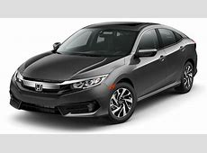 2018 Honda Civic Ex New Car Release Date and Review 2018