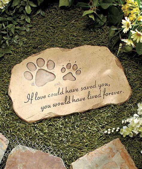 pet memorial garden stones pet memorials cat pet memorial grave marker