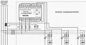 Capacitor Bank Control Wiring Diagram