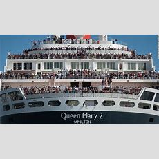 The Bridge 2017 Queen Mary 2 Vs World's Fastest Trimarans Cnn