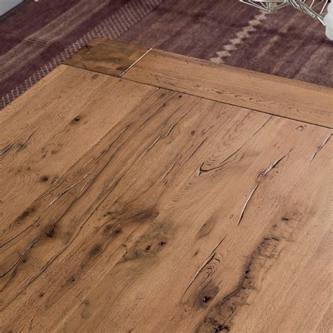 tavolo rettangolare  legno grezzo centro veneto del mobile