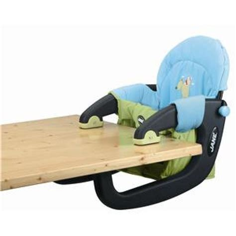 chaise table bébé siege de table bebe