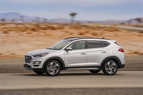 Hyundai Tucson 2019 by 2019 Hyundai Tucson Review Ratings Specs Prices And