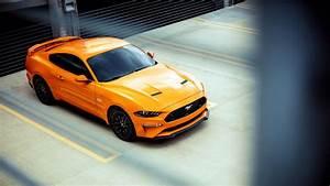 2018 Ford Mustang GT Fastback Sports Car 4K Wallpaper HD