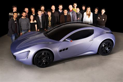 Mad 4 Wheels - 2008 IED Chicane concept for Maserati