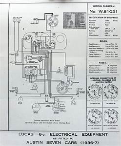 Lucas Wiring Diagrams