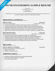 sound engineer curriculum vitae 35 best images about sound engineer on road studios and design engineer