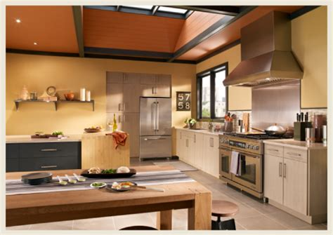color kitchen ideas colorfully behr easy kitchen color ideas 2314