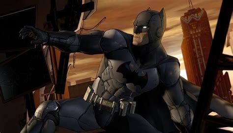 batman  telltale series episode