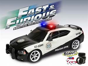 Nikko Fast Five Police Dodge Charger SRT from the ...