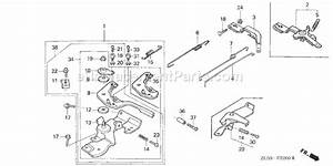 honda gx200 parts list and diagram type rh2vin gcae With wiring diagram additionally honda gx200 carburetor linkage diagram