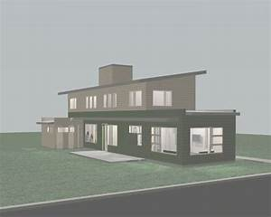 Modern prefab homes: house plans taken a step further with ...