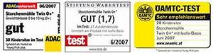 Automobilclubs Stiftung Warentest : testmagazine babyschale storchenmuehle twin0 mit isofix ~ Kayakingforconservation.com Haus und Dekorationen