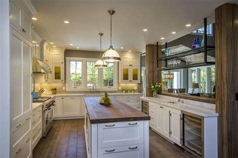 A Kitchen In Balance Eyecatching, Familyfriendly Design