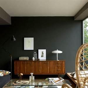 couleur peinture les nouvelles tendances cote maison With awesome quel mur peindre en fonce 12 conseils pour mon couloir