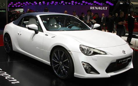 2019 Toyota Gt86 Convertible Review, Specs, Predictions