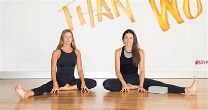 Yoga Stress Moves Animated Phone Giphy Taking