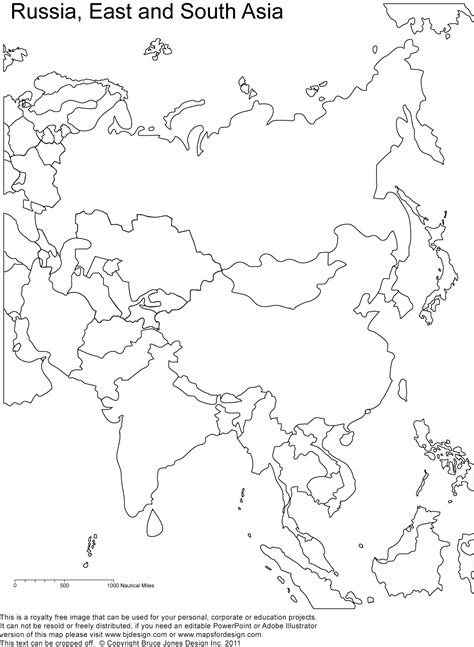 empty map  asia  travel information