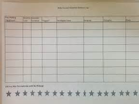 Children and Anxiety Worksheet