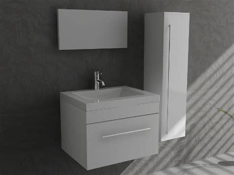 badmoebel mika  weiss waschtisch badezimmer moebel