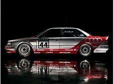 Racing Audi V8 Quattro 1990 DTM afbeeldingen Autoblognl
