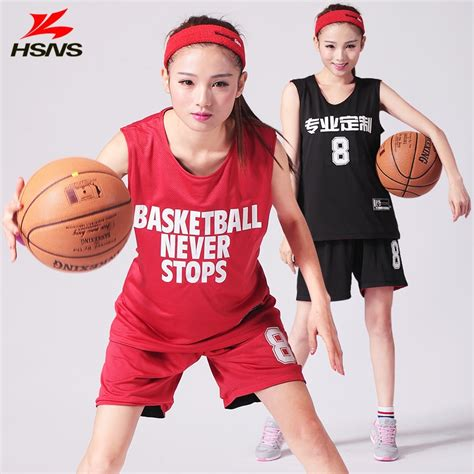 reversible womens basketball jersey set short girl double