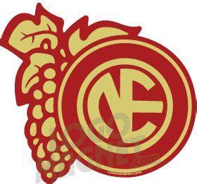 north east hs grape pickersjpg custom car magnet logo