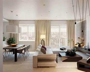 Moderne Wohnungseinrichtung Ideen : pr chtig modern wohnzimmer designs esstisch couch leuchter idee wohnen pinterest ~ Markanthonyermac.com Haus und Dekorationen
