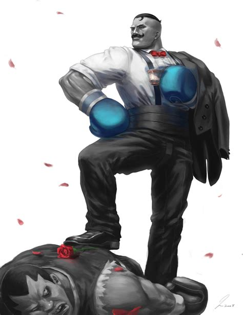 Is Balrog The Best Black Fighting Game Character — Shoryuken