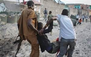 Al Shabaab Attacks Somali Town West of Mogadishu - Geeska ...